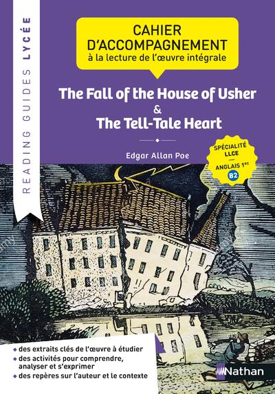 READING GUIDE - THE FALL OF THE HOUSE OF USHER AND THE TELL-TALE HEART