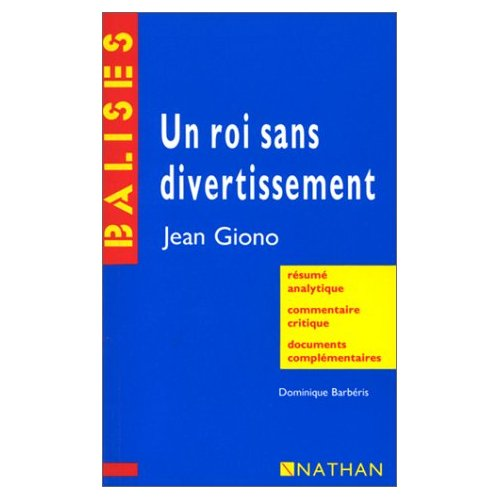 ROI SANS DIVERTISSEMENT