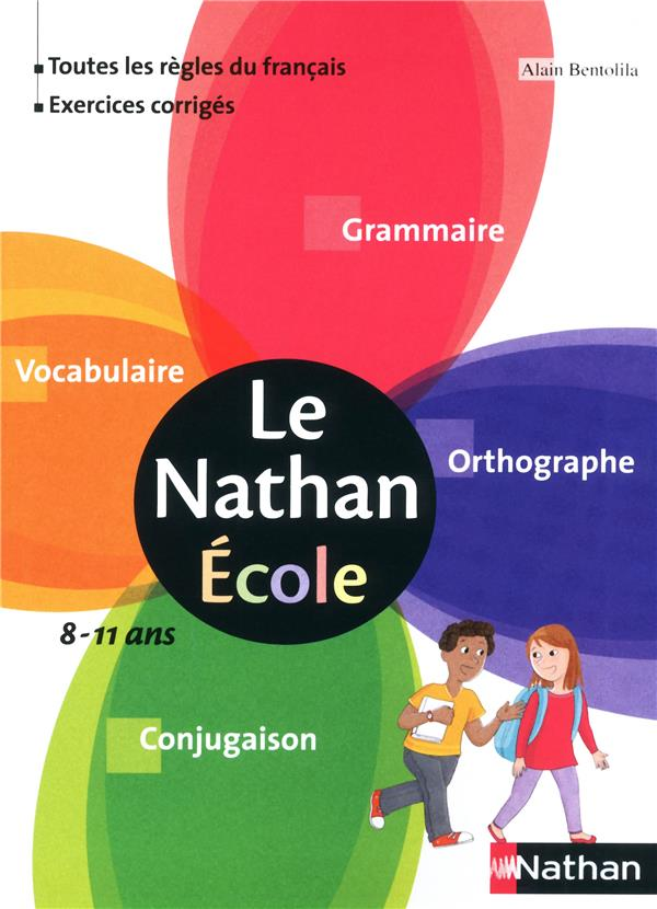 NATHAN ECOLE 8-11 ANS