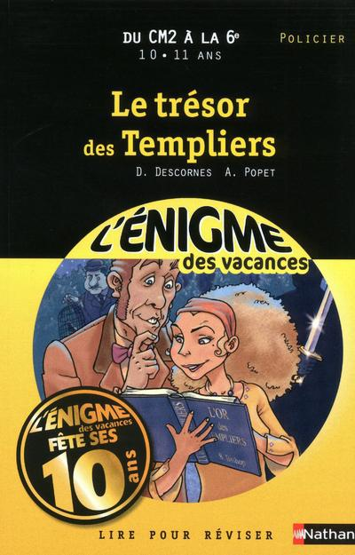ENIGME VAC CM2 A 6E LE TRESOR