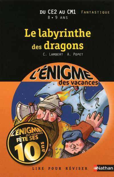 ENIGME VAC CE2 AU CM1 LABYRINT
