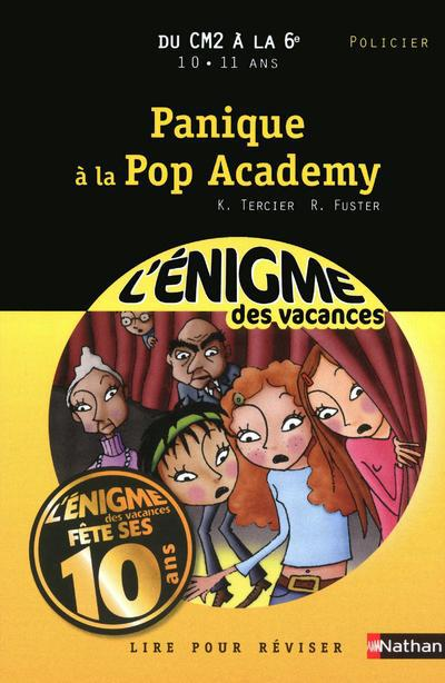 ENIGME VAC CM2 A 6E PANIQUE A