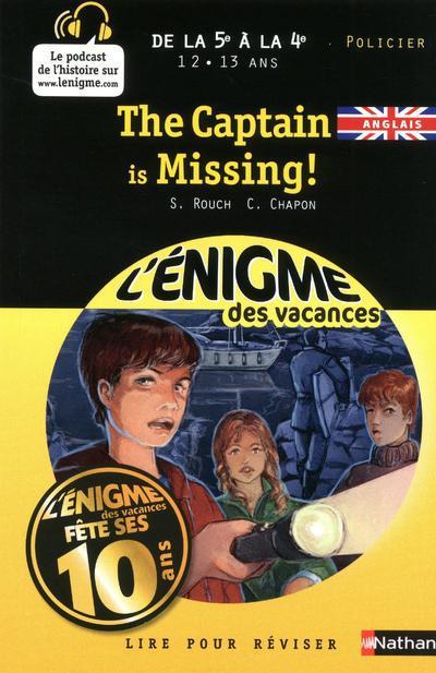 ENIGME VAC 5E A 4E THE CAPTAIN