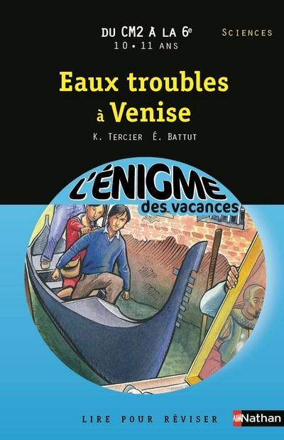 ENIGME VAC CM2 A 6E EAUX TROUB