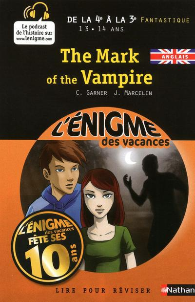 ENIGME VAC 4E A 3E THE MARK OF