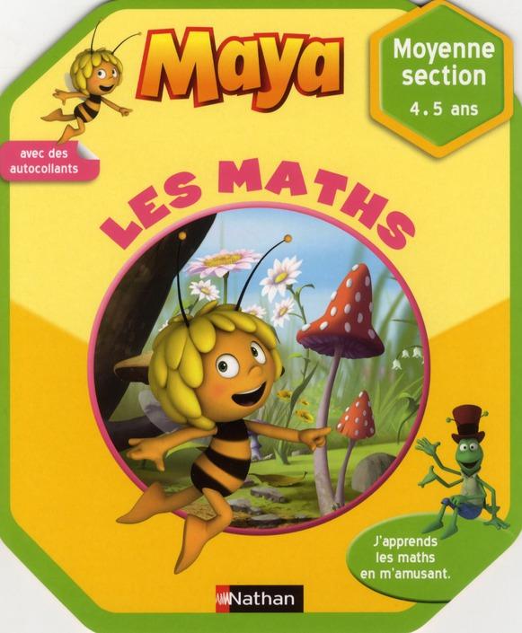 MAYA LES MATHS MS CAHIER ACTIV