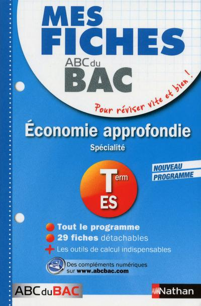 MES FICHES ABC BAC ECO APPROF