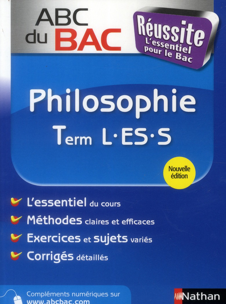ABC REUSSITE PHILOSOPHIE TERM
