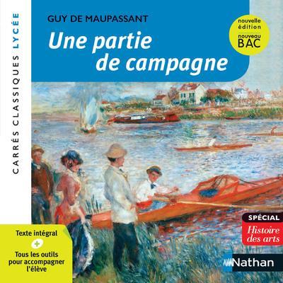 UNE PARTIE DE CAMPAGNE - MAUPASSANT - 69