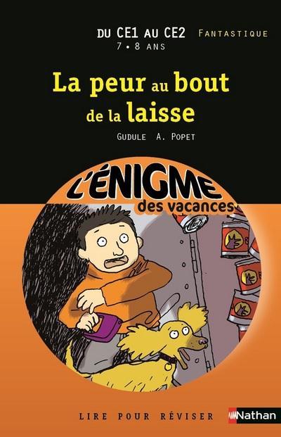 ENIG VAC PEUR BOUT LAISSE CE1/