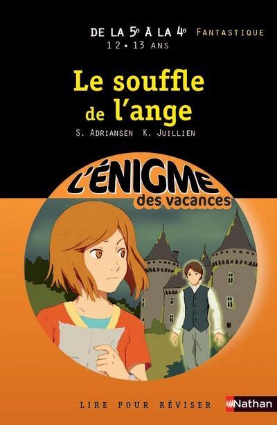 ENIGME VAC 5E A 4E LE SOUFFLE