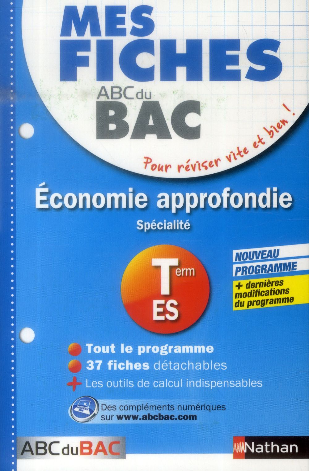 MES FICHES ABC BAC ECO APPROFO