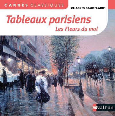 TABLEAUX PARISIENS LES FLEURS DU MAL