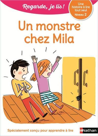 UN MONSTRE CHEZ MILA (NIVEAU 2)