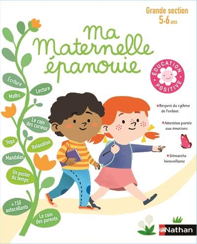 MA MATERNELLE EPANOUIE GRANDE SECTION 5-6 ANS