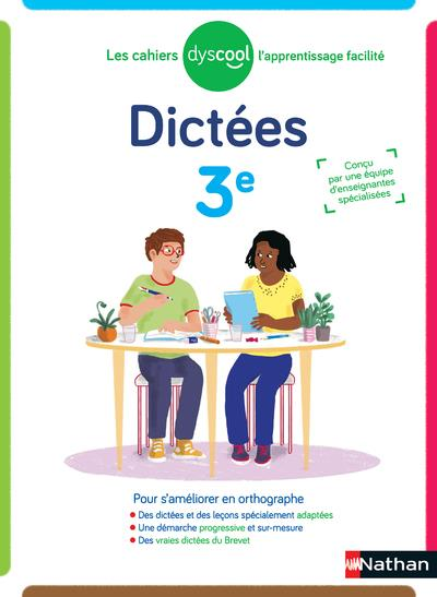 DICTEES 3EME - DYSCOOL