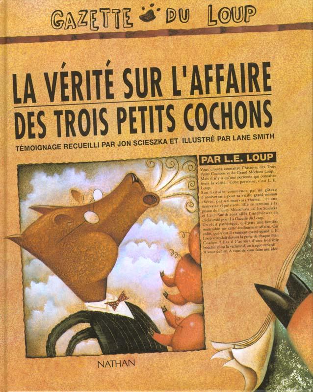 VERITE SUR L' AFFAIRE DES  3 COCHONS