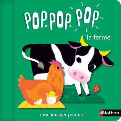 POP.POP.POP LA FERME - MON IMAGIER POP-UP - VOL02