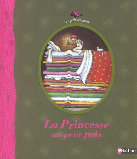 N13 - LA PRINCESSE AU PETIT POIS