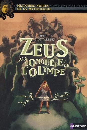 ZEUS A LA CONQUETE DE L'OLYMPE - VOL20