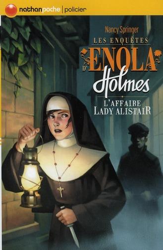 ENQUETES ENOLA HOLMES T2 AFFAI - VOL2