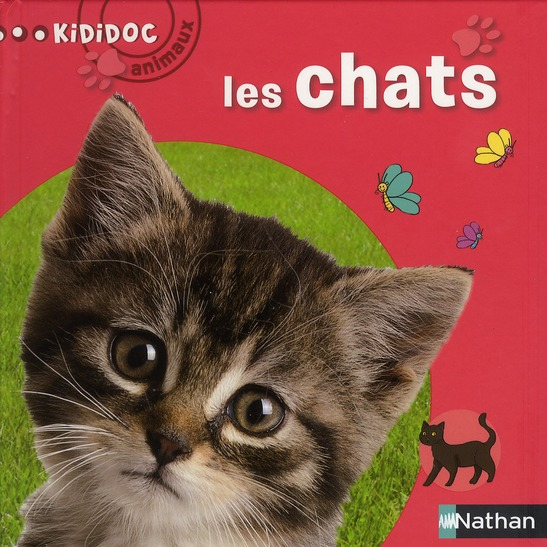N03 - LES CHATS - KIDIDOC ANIMAUX