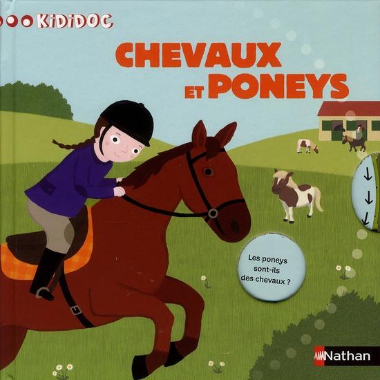 N39 - CHEVAUX ET LES PONEYS