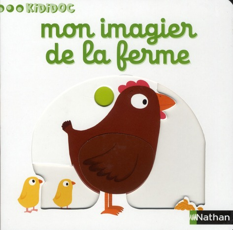 N05 - MON IMAGIER DE LA FERME