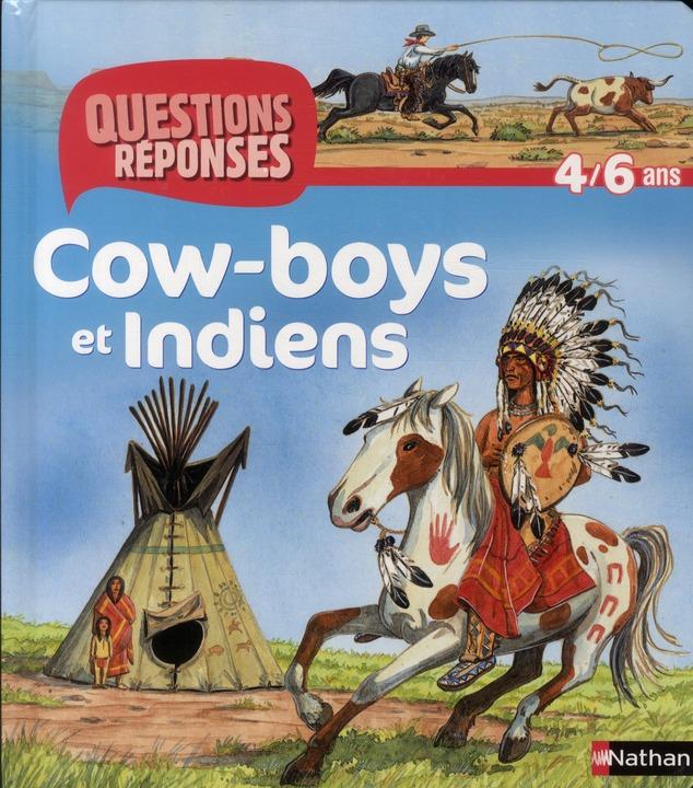 N10 - COW-BOYS ET INDIENS
