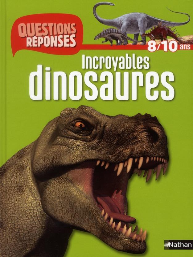 N01 - INCROYABLES DINOSAURES