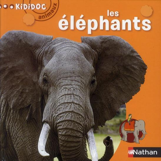N06 - LES ELEPHANTS - KIDIDOC ANIMAUX