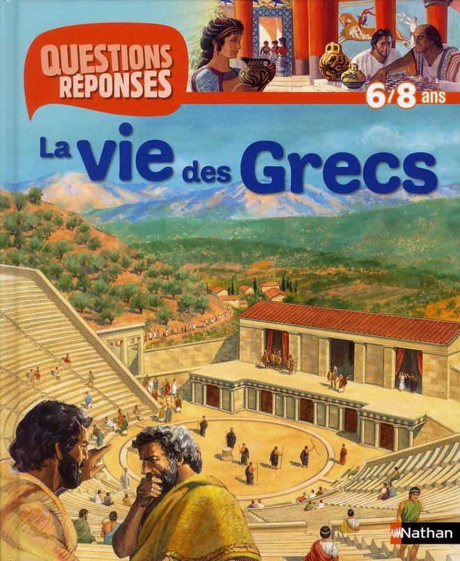 VIE DES GRECS (AVEC PRIME CHAT