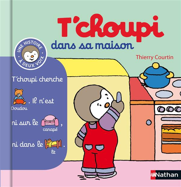 N12 - T'CHOUPI DANS SA MAISON