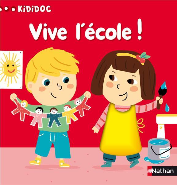 N08 - VIVE L'ECOLE !