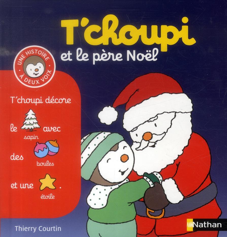 T'CHOUPI ET LE PERE NOEL - NUMERO 16
