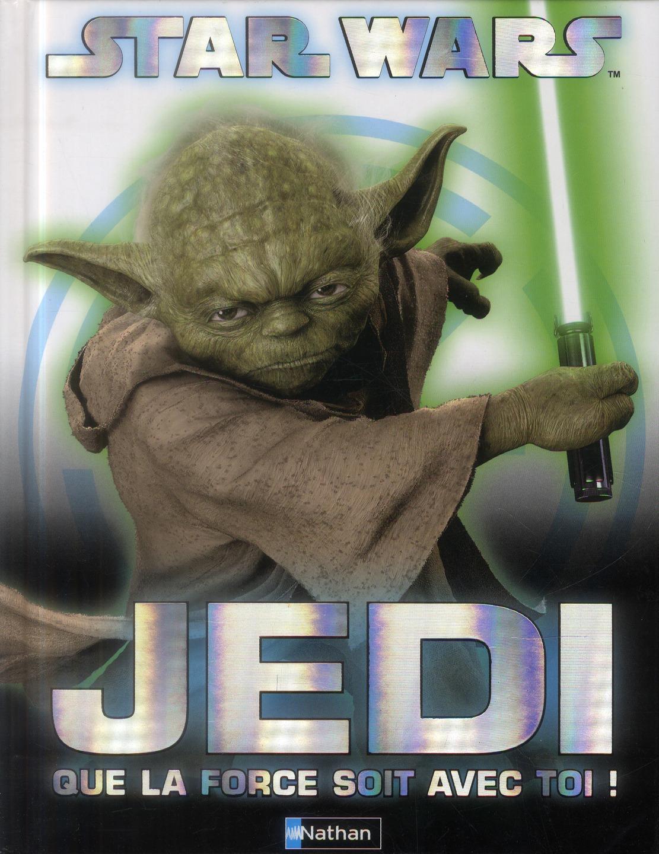STAR WARS - JEDI QUE LA FORCE