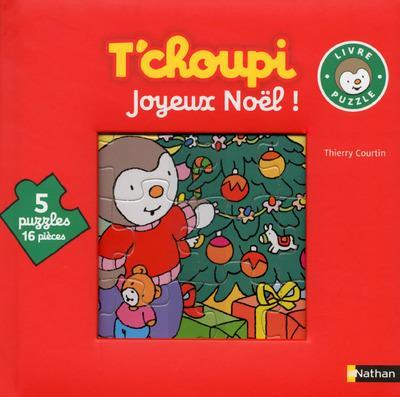 T'CHOUPI JOYEUX NOEL !