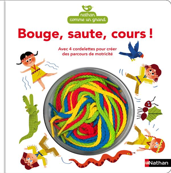 BOUGE, SAUTE, COURS !