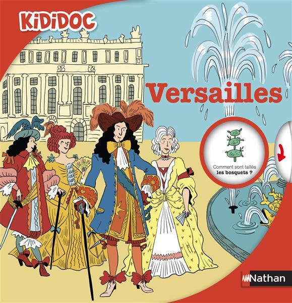VERSAILLES - KIDIDOC N43