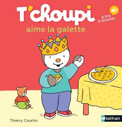 T'CHOUPI AIME LA GALETTE - VOLUME 38
