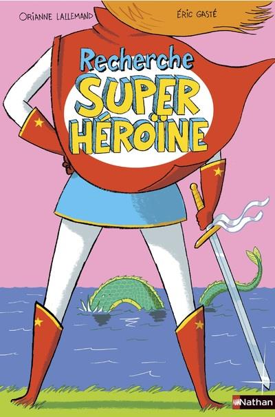 RECHERCHE SUPER HEROINE POP UP