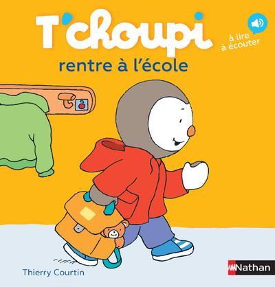 T'CHOUPI RENTRE A L'ECOLE - VOL14