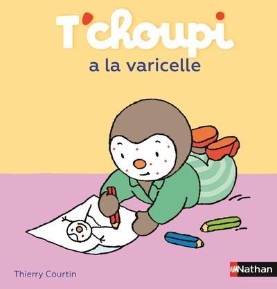 T'CHOUPI A LA VARICELLE - VOL47