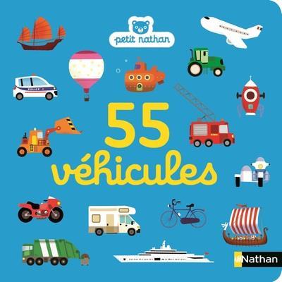 55 VEHICULES