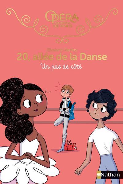 20, ALLEE DE LA DANSE - TOME 12 UN PAS DE COTE - VOL12