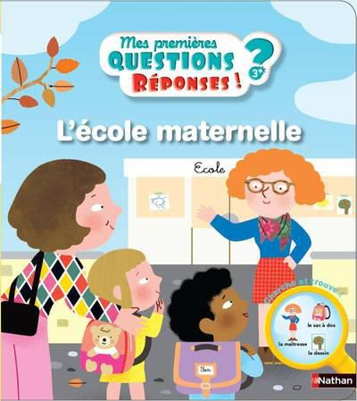 L'ECOLE MATERNELLE - VOLUME 15
