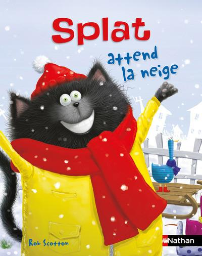 SPLAT ATTEND LA NEIGE