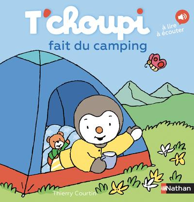 T'CHOUPI FAIT DU CAMPING - VOL63