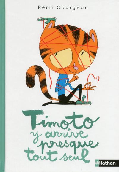 TIMOTO Y ARRIVE PRESQUE TOUT SEUL