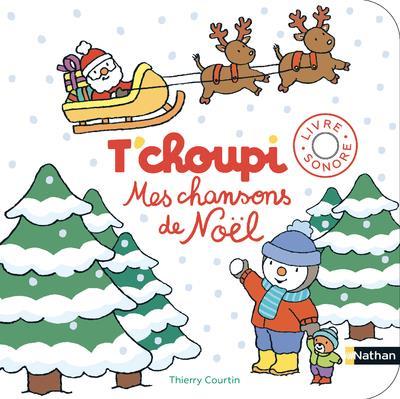 MES CHANSON DE NOEL T'CHOUPI